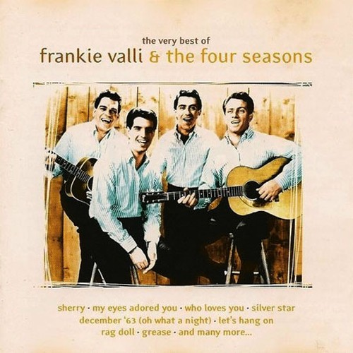 CD 「The Very Best Of / Frankie Valli & The Four Seasons」