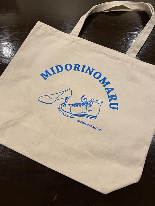 MIDORINOMARU 「no logic」デザインTote-BAG