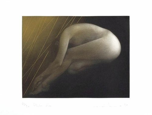 コピー:渡邊 幹夫「金色の雨」