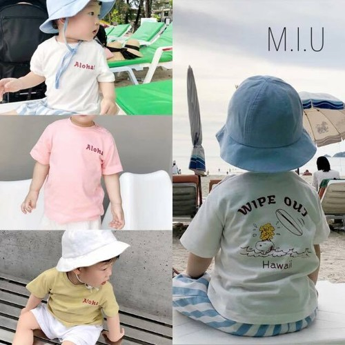 wipe out Tシャツ #MIU749