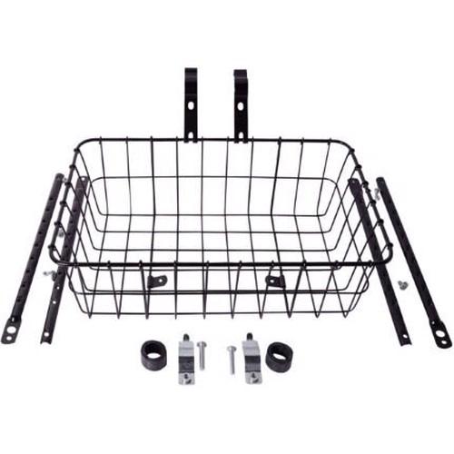 WALD_1372 Front Basket (BK)