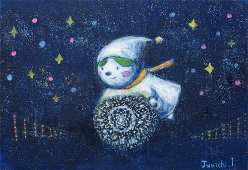池田ジュンイチ/ 「DREAM CATCHER」(テルテル)