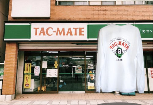 数量限定!TAC-MNKM Long sleeve