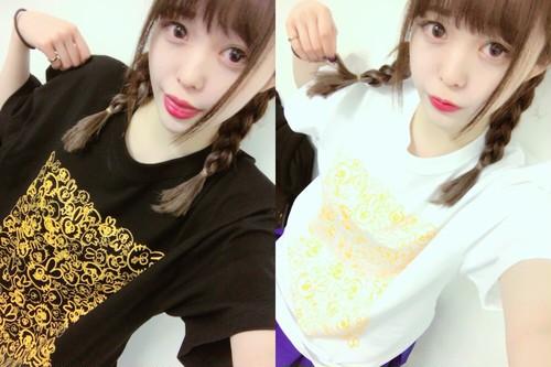 美月菜愛・生誕記念Tシャツ 2017
