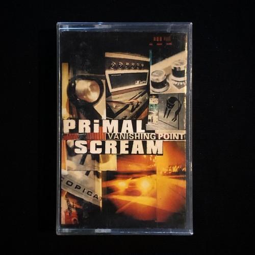 Primal Scream / Vanising point(UK)[中古Cassette]