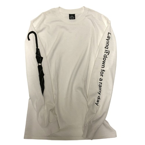 "Alwayth ""Shower L.Sleeve T"" [Alwayth Report Exclusive] [送料無料]"