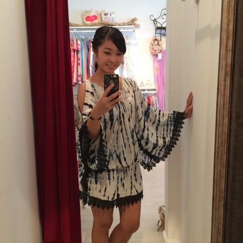 Hoku Dress Tiare Hawaii