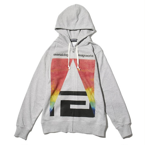 "reversal / リバーサル | "" FULL GAIN METER ZIP HOODY """