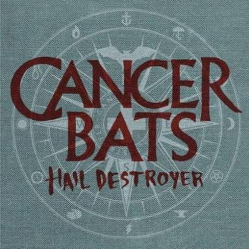 【USED】CANCER BATS / HAIL DESTROYER