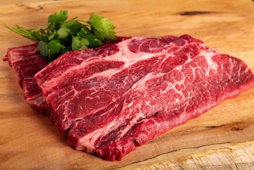 肩ロースステーキ大サイズ250g【1~2人前】 山形村短角牛【ステーキ単品】