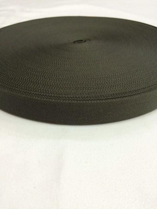 限定セール ナイロンテープ 高密度織 20mm幅 1mm厚  カラー(黒以外) 1反(50m)
