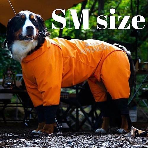 【ALPHAICON】2020年モデル レインドッグガード SMサイズ アルファアイコン RAIN DOG GUARD SM