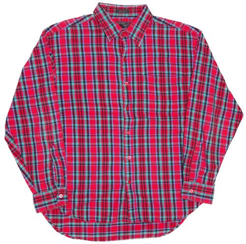 【L】 90s Le TIGRE ネルシャツ