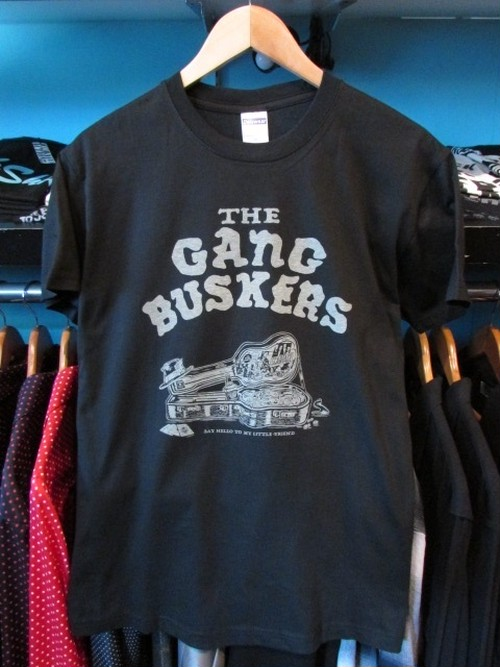 S / S Tシャツ THE GANG BUSKERS