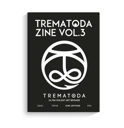 TREMATODA ZINE Vol.3