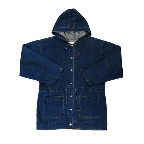 Denim Hoodie Jacket ¥9,800+tax