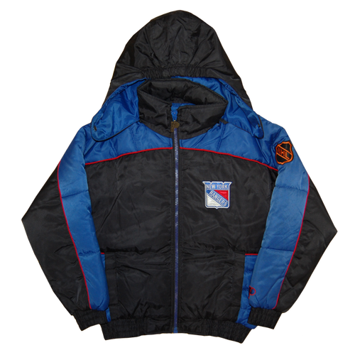 """""""N.Y."""" Rangers Vintage Jacket Used"""