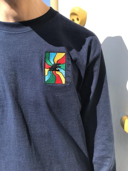 """""""Flamboyant"""" ロングスリーヴTシャツ 【Eupholks】"""