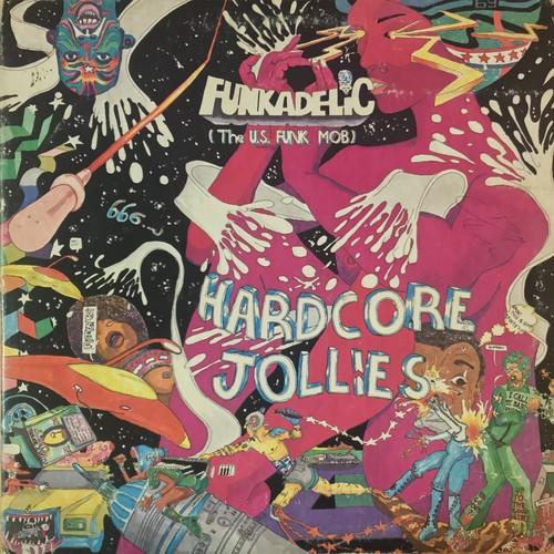 FUNKADELIC / HARDCORE JOLLIES (1976)