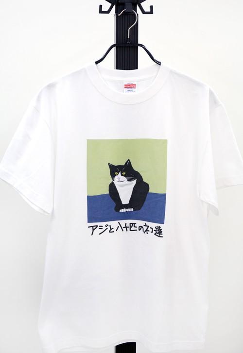 ネコTシャツ 展示オリジナルデザイン