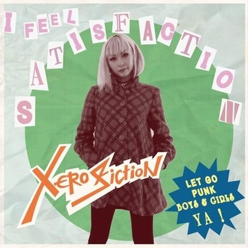 XERO FICTION - i feel satisfaction LP