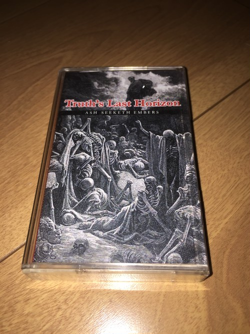 Truth's Last Horizon ‎– Ash Seeketh Embers TAPE