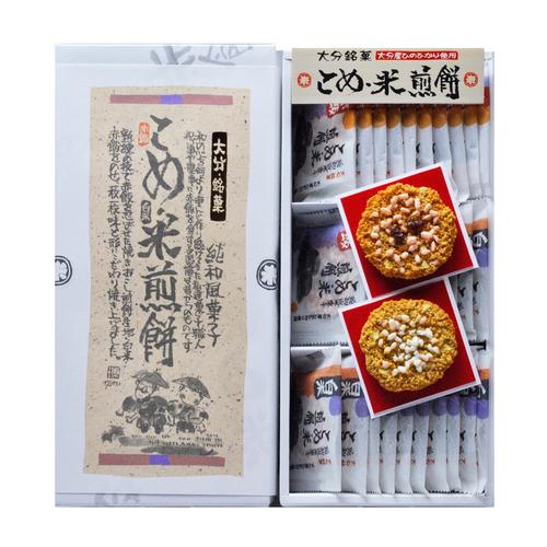 こめ米煎餅(30枚入り)