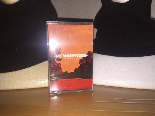 Renounced - The Melancholy We Ache TAPE