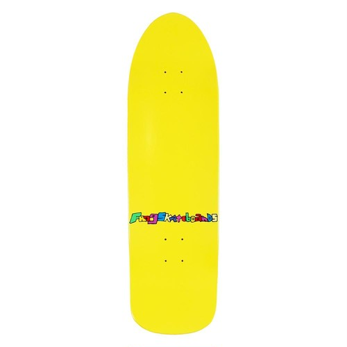 Frog x Noah Deck(Yellow)