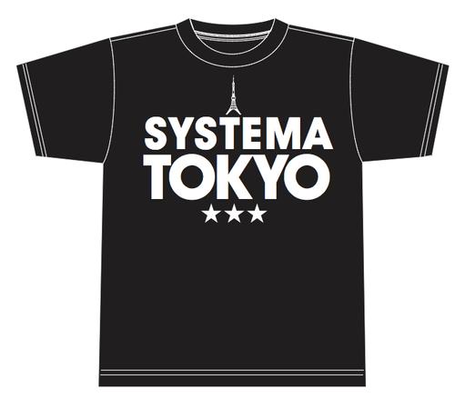SYSTEMA TOKYO Dry T-shirts