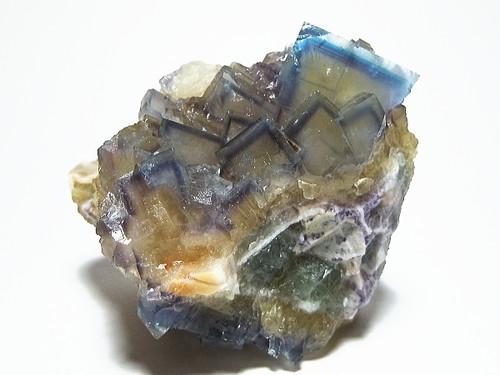蛍石 / フローライト (L#1) - Fluorite