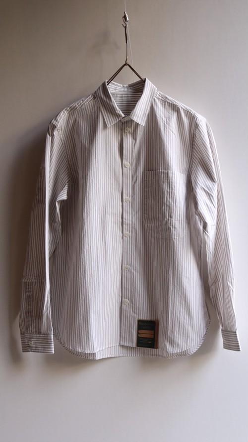 ASEEDONCLOUD/アシードンクラウド HWストライプシャツ#192609