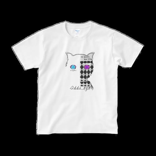 Tシャツ (短納期)【Odds eye 】sapphire×ruby