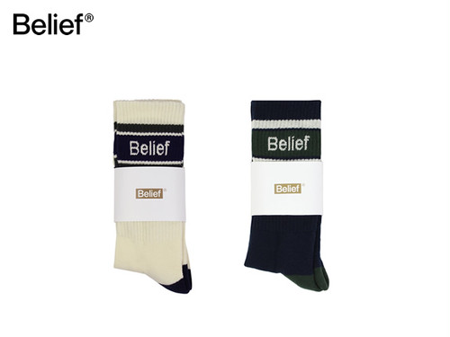 Belief NYC|Academic Sock