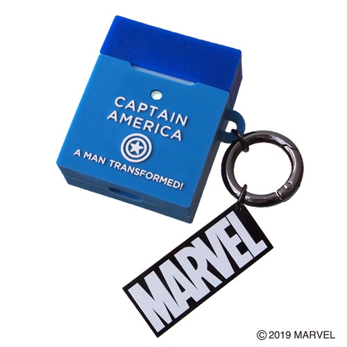 MARVEL / AirPods SILICONE CASE YY-M028 CA