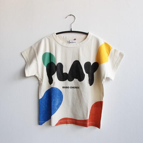 《BOBO CHOSES 2021SS》Play Landscape T-Shirt / 2-11Y