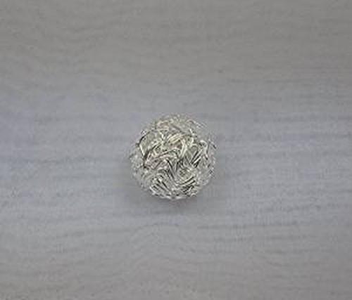 【送料無料】花のhiro's japan ワイヤーボール シルバー909