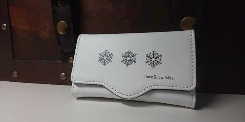 snowflakeキーケース