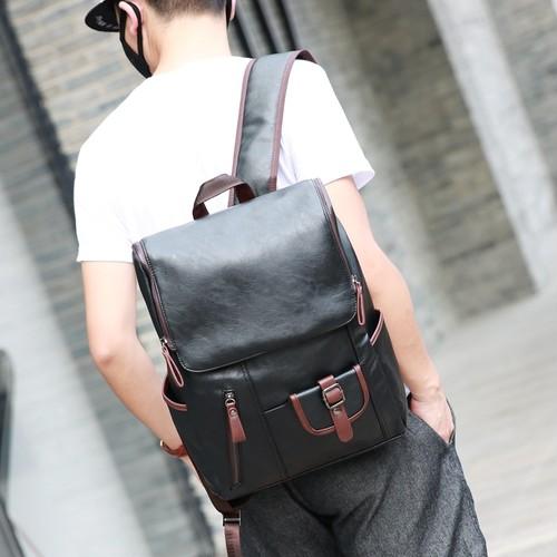 f05769d5b1aa メンズ☆バックパック☆ファッション☆トレンド☆パーソナリティ☆レザー ...