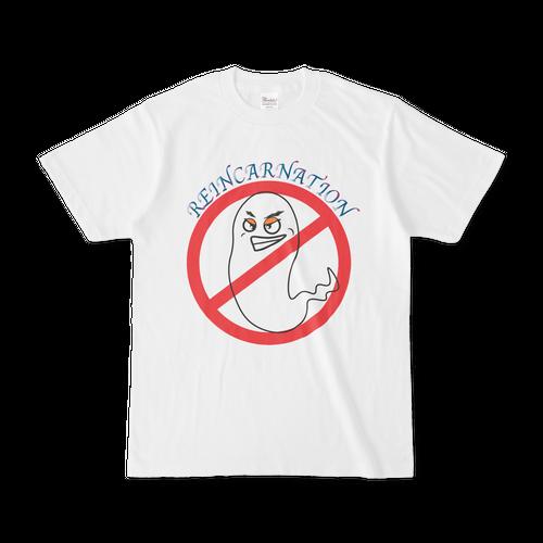 【幽霊】半袖Tシャツ ホワイト REINCARNATION限定