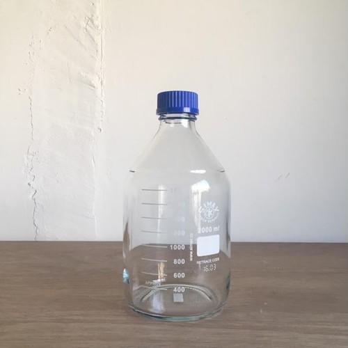 [蒸留器オプション] 排水用ボトル 2000mL