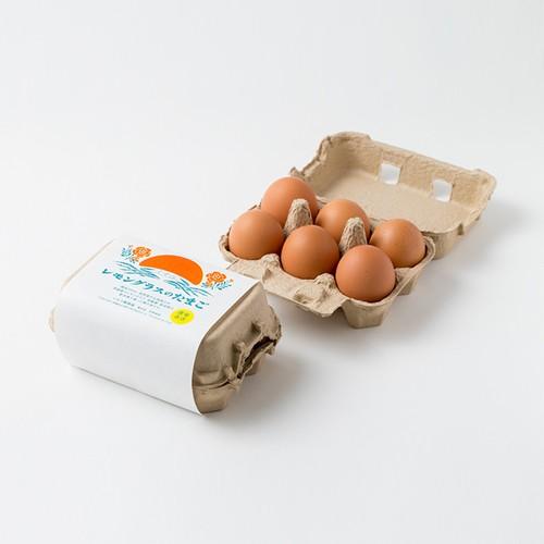 レモングラスの卵 6個入