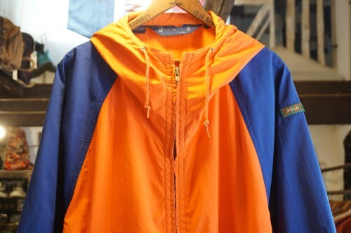 late 80's POLO SPORT by R.L. nylon zip-up Jacket