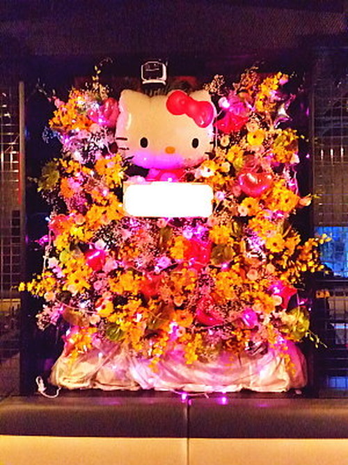 FlowerWall04 装飾花