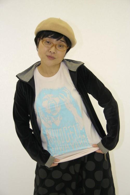 羽海野チカ先生描き下ろし イケテツTシャツ(PI×BL)
