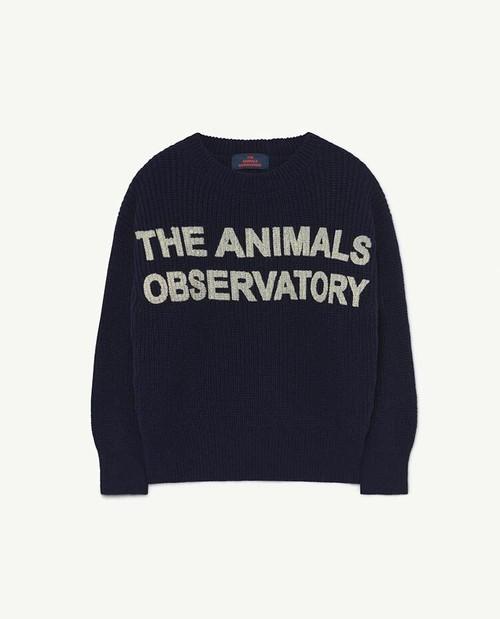 the animals observatory TAO BULL KIDS+ SWEATER