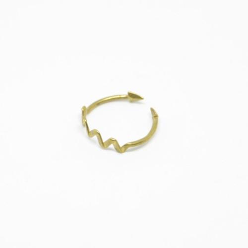 WAVY WAVY Ring | ウェイヴィー リング HAMADARAKA コラボ (Aquvii アクビ)