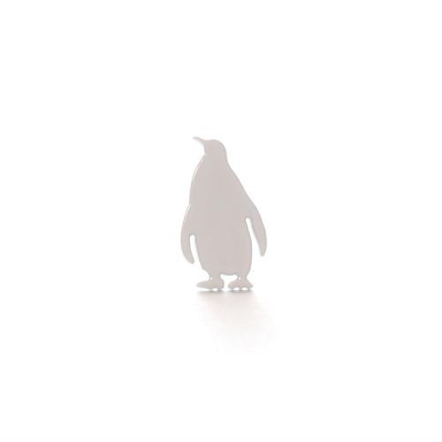 Safari Post - Penguin White