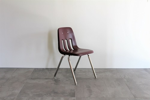 VIRCO CHAIR - Wine -