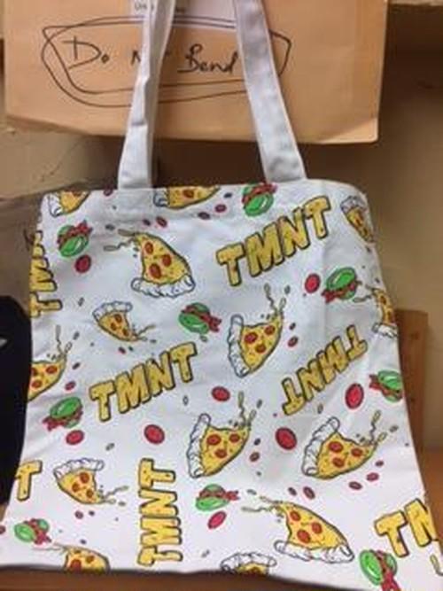 TMNT(ミュータントタートルズ)トートバッグ
